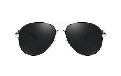 Classic Aviator Unisex Sunglasses