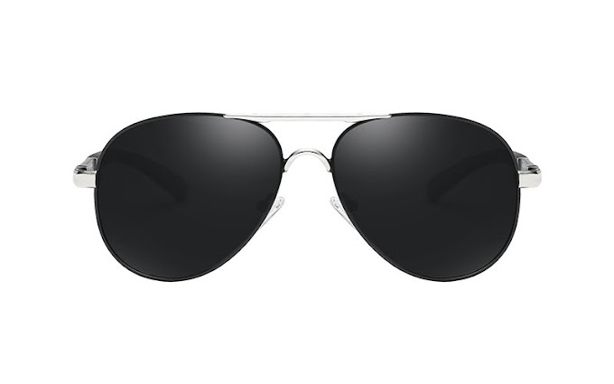 Classic Aviator Unisex Sunglasses: Buy These and Look Awesome