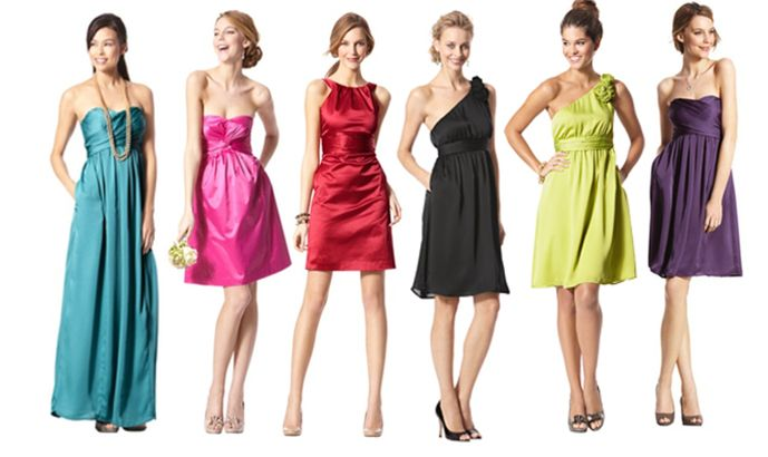 303825ab3a9 Target Addict  Bridesmaid dresses on a budget...