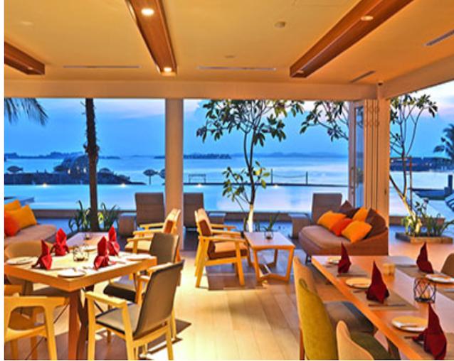 menu lezat lebaran Harris resort