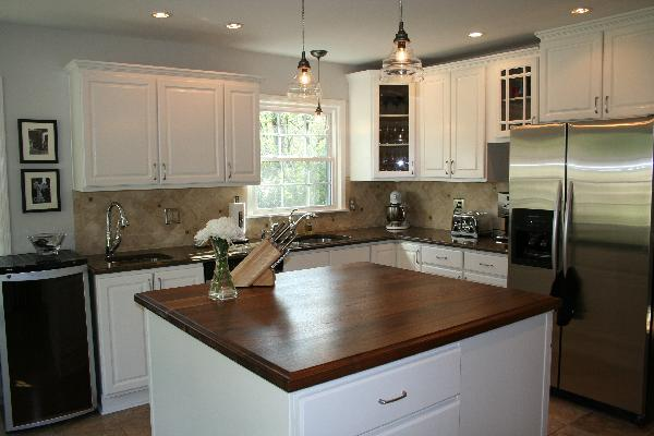 How To Update Kitchen Benchtop By Painting