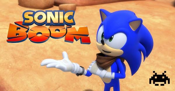 Sonic BOOM, nueva serie y juego del erizo azul