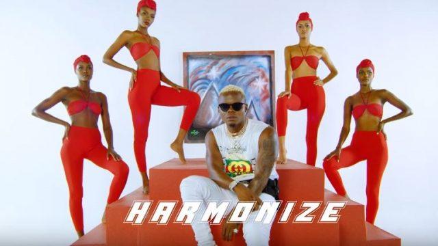Harmonize Ft. Rayvanny - Paranawe
