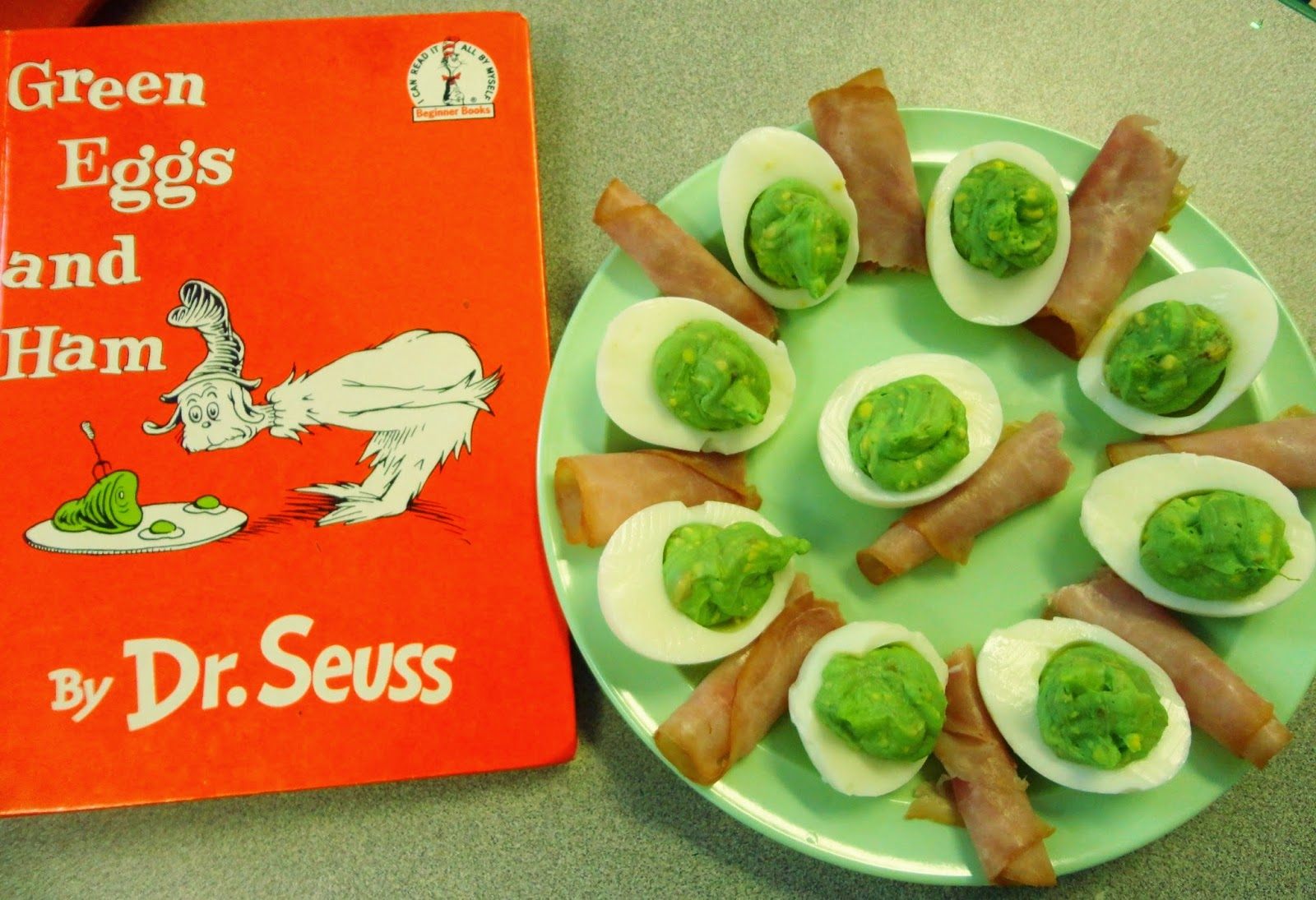 My Catch A Star Classroom Green Eggs And Ham