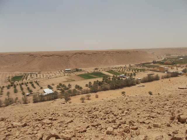 Photo #2 Wadi in Molham City Ryiadh Area, Saudi Arabia.