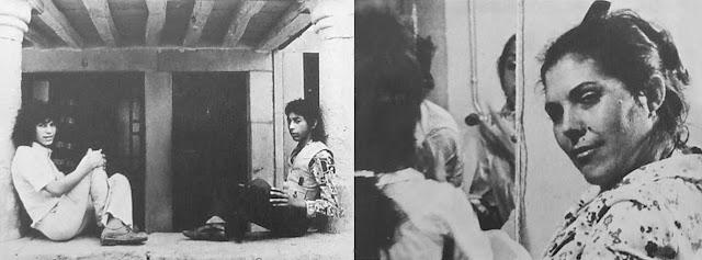Antonia La Negra, Raiymundo Amador, Rafael Amador
