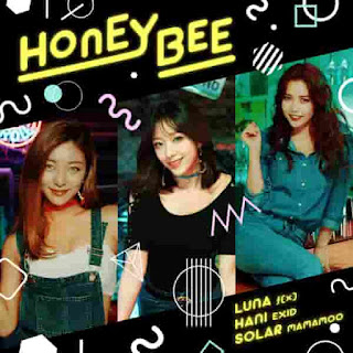Download Luna [F(x)], Hani (EXID), Solar (MAMAMOO) – HONEY BEE (Prod. by Keun Tae Park) [MP3]