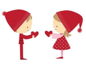 Sevgililer günü hediyeleşme