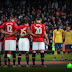 Prediksi Skor Manchester United vs Arsenal 19 November 2016