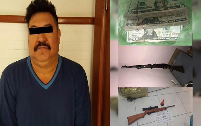 Cae jefe del Cátel de Sinaloa en Chihuahua