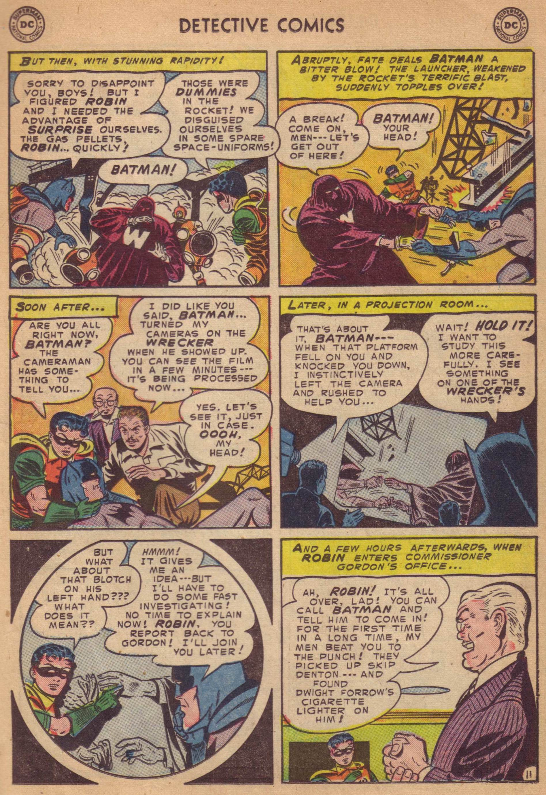 Read online Detective Comics (1937) comic -  Issue #197 - 13