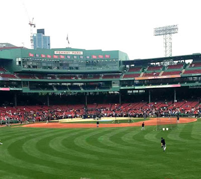 Fenway Park Massachusetts