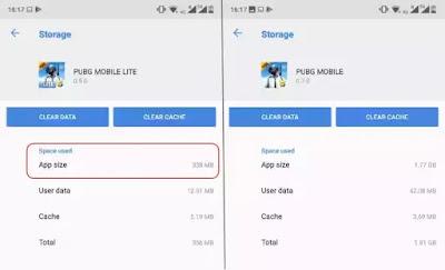 PUBG Mobile vs PUBG Mobile Lite:
