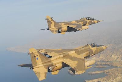 Jaguar - Real Força Aérea de Omã