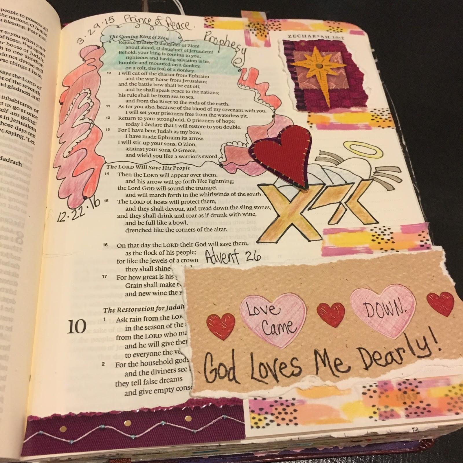 Journeys Of Faith Advent 26 God Loves Me Dearly