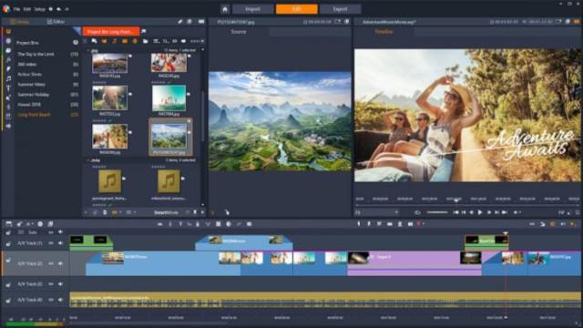 Pinnacle Studio 22 editing video kekinian gratis