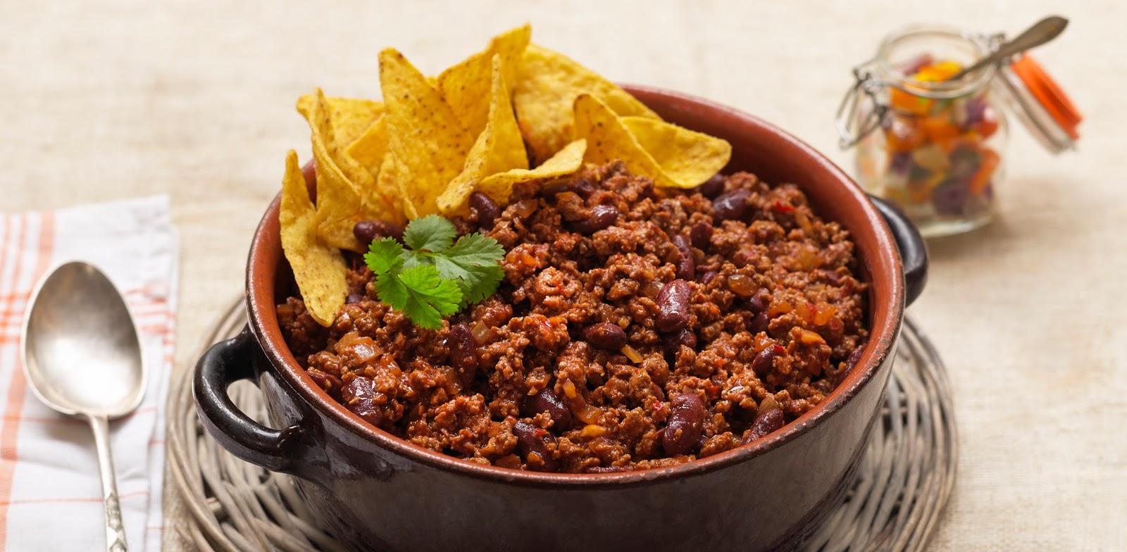 Quorn Meat Free Quick Chilli Con Carne