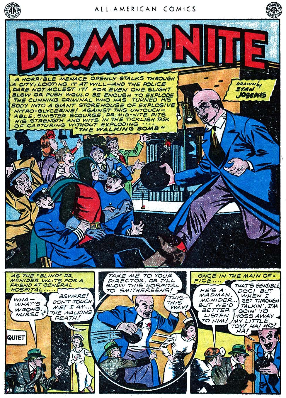 Read online All-American Comics (1939) comic -  Issue #66 - 19
