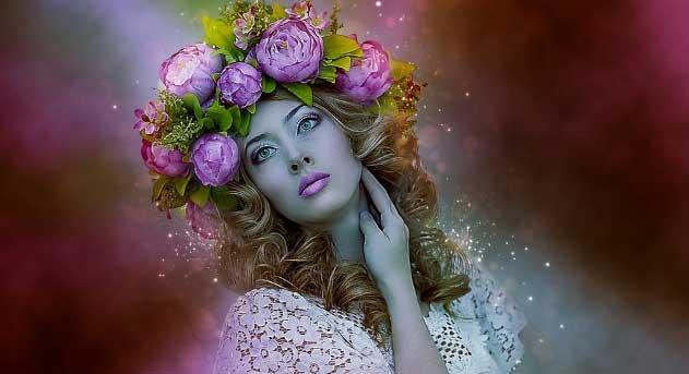 tendencia moda flores