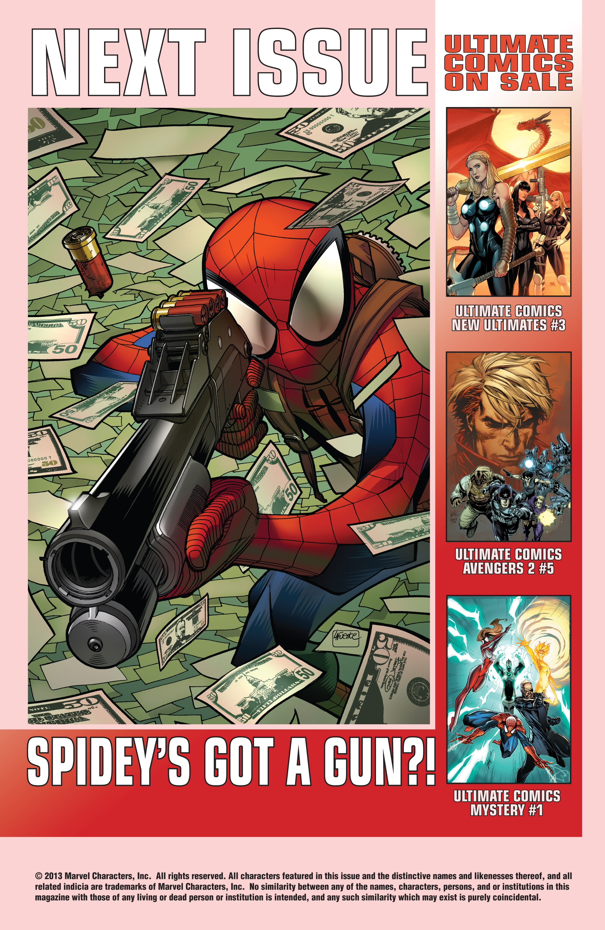 Read online Ultimate Spider-Man (2009) comic -  Issue #12 - 23