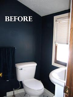 Sohl Design Before Amp After Home Master Mini Bathroom