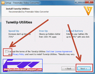 cara install freemake video converter online