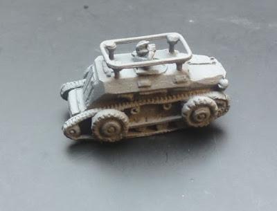 GV194 Saurer Sdkfz 254