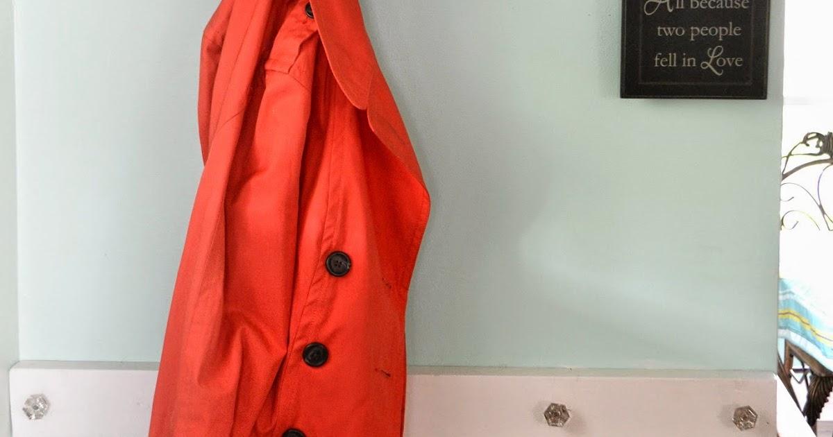 Everyday Mom Ideas Diy Double Row Coat Hooks