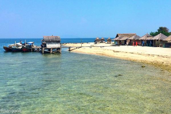 Wisata Pulau Empat Banten