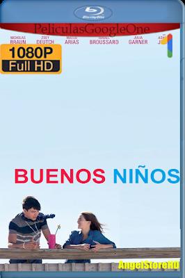 Buenos Niños (2016) [1080p BRRip] [Latino] [GoogleDrive] – By AngelStoreHD