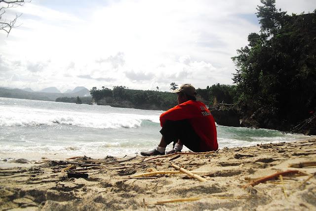 pantai godeg bersama Jejak Kaki Tulungagung
