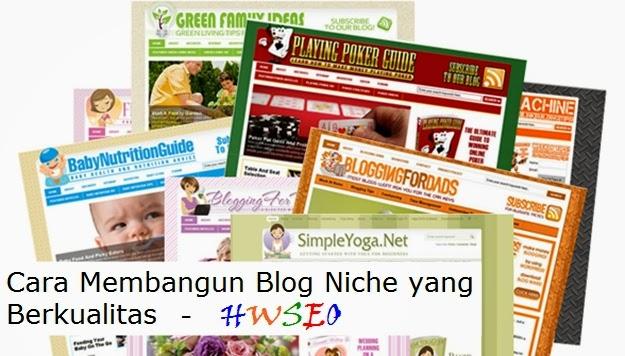 cara membangun blog niche berkualitas
