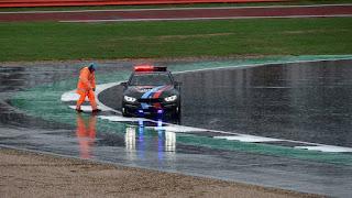 MOTO GP - El Gran Premio de Silverstone no se pudo correr