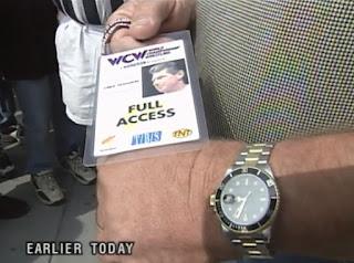 WCW Slamboree 1998 Review - Vince McMahon's WCW full access pass