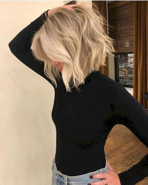 an inverted bob is a stylish hairstyle trend that can return with you back to the time of 24+ Latest Inverted Bob Hairstyles For Women To Try In 2019
