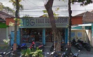 Toko Buku Grosir TBG Bojonegoro