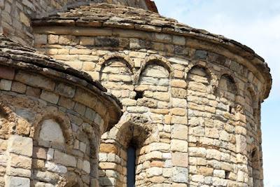 Iglesia romanica de Llimiana