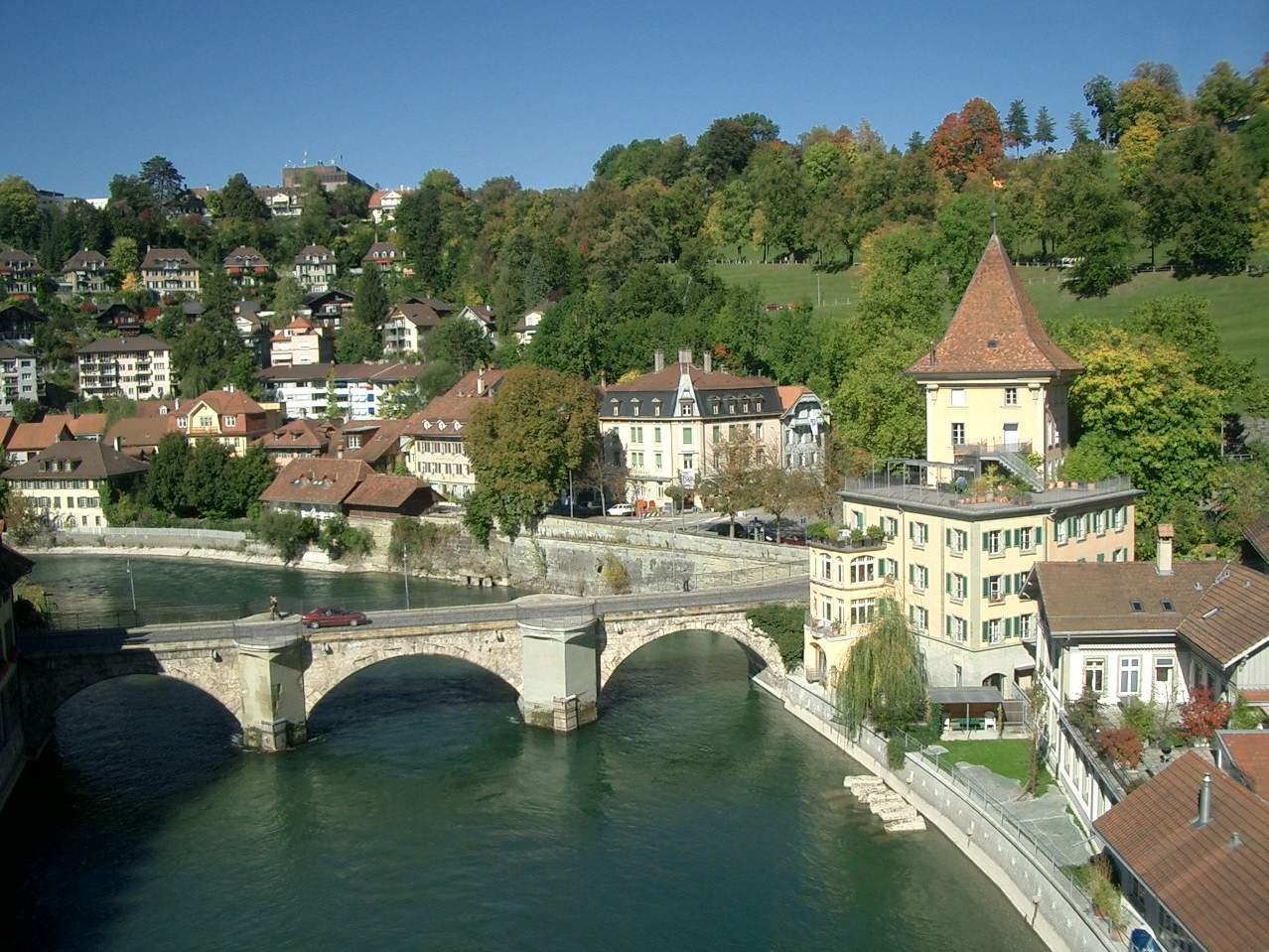 Travel Trip Journey: Bern, Switzerland