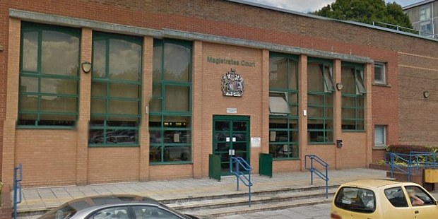 Angered Swindon judge throws disrespectful man in cells for calling him 'mate'