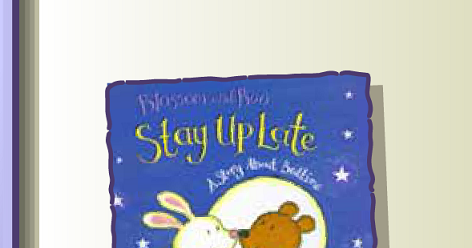 Book 46: Stay Up Late - English for Kids