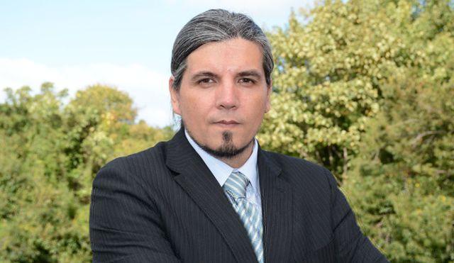 Pedro Díaz Polanco, Director de la Escuela de Administración Pública de la Universidad Austral de Chile.