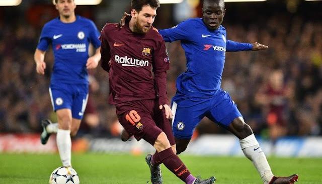 doblete de messi y golazo de dembele le dan el pase al barcelona a cuartos de final