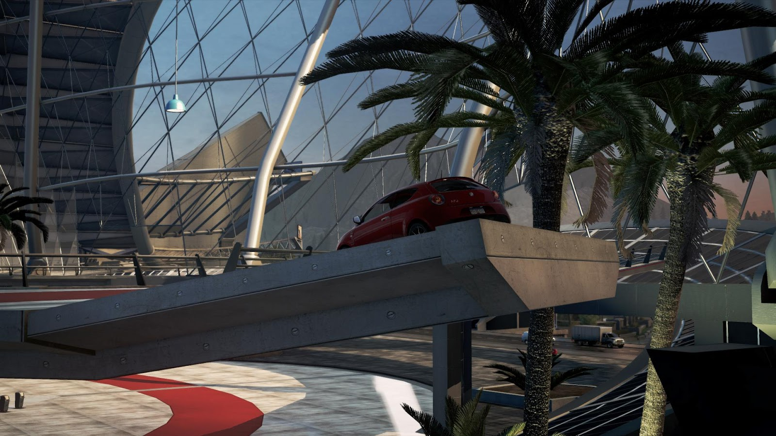 ToCA EDIT: NFSMW2012 Realistic Plugin Updated to v4 0