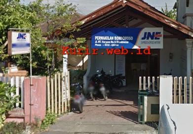 Alamat Agen JNE Express Di Bondowoso