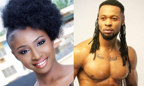 Flavour Mocks Chidinma Okeke Over Her Lesbian S*x Video That Went Viral