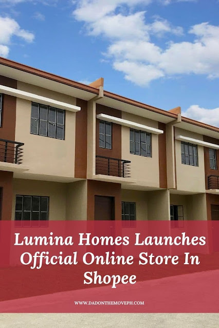 Lumina Homes' Shopee official online store