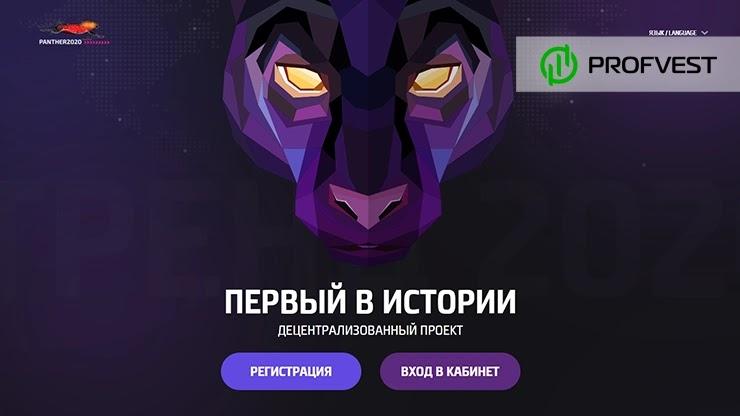 Panther 2020 обзор и отзывы HYIP-проекта