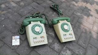 Dijual Barang Antik Aneka telpon jadul  W.a 081239923235