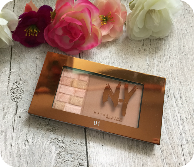 maybelline ny bricks bronzer blondes