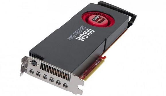 Kartu Grafis AMD FirePro 32GB Tunjang Pembuatan Content VR, Dibanderol Seharga Rp. 66 Juta